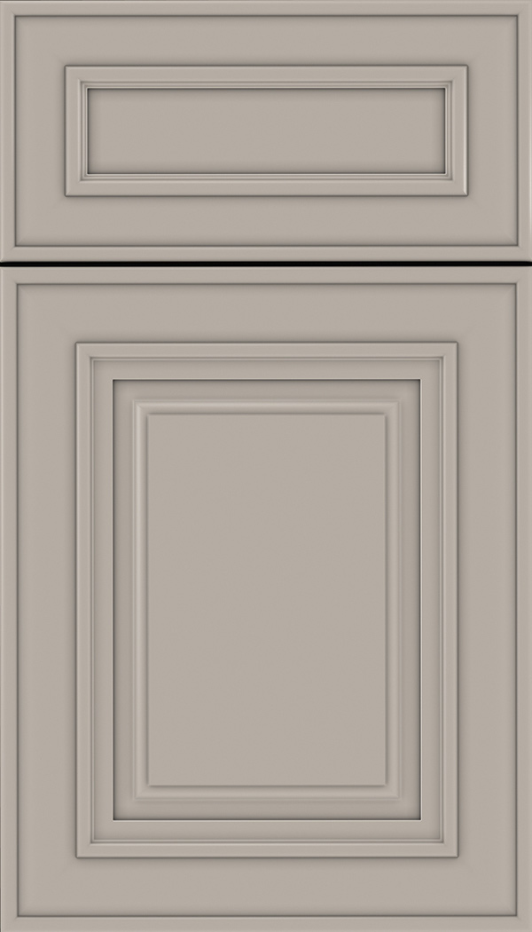 Regency 5pc Maple raised panel cabinet door in Nimbus