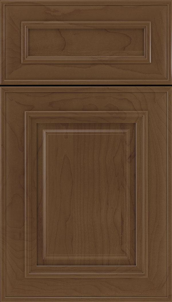 Regency 5pc Maple raised panel cabinet door in Sienna
