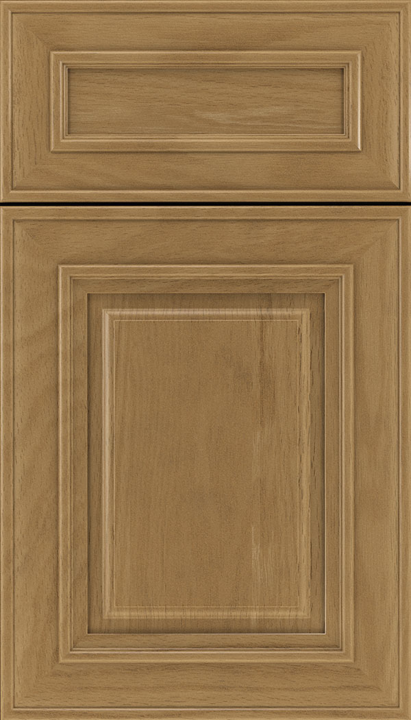 Regency 5pc Oak raised panel cabinet door in Tuscan