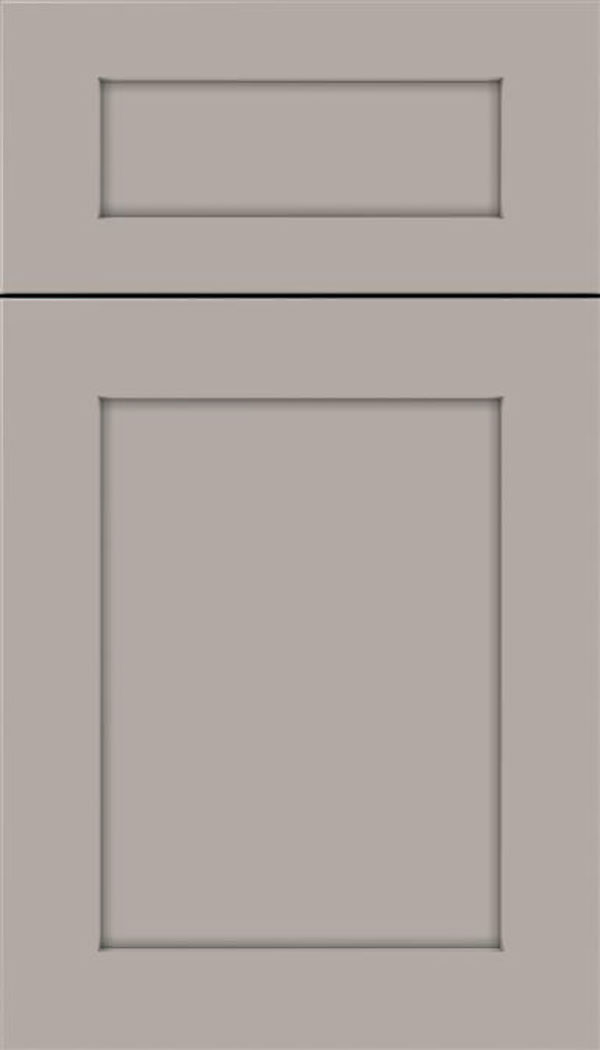Salem 5pc MDF shaker cabinet door in Nimbus