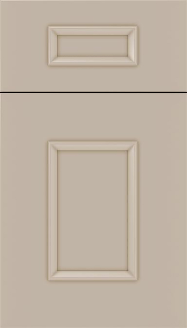 Sapri 5pc Maple recessed panel cabinet door in Moonlight