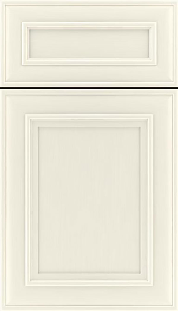 Sheffield 5pc Maple recessed panel cabinet door in Millstone