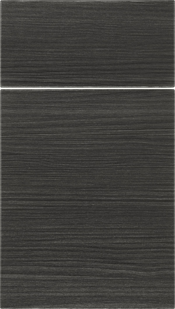 Soho Horizontal Thermofoil cabinet door in Ore