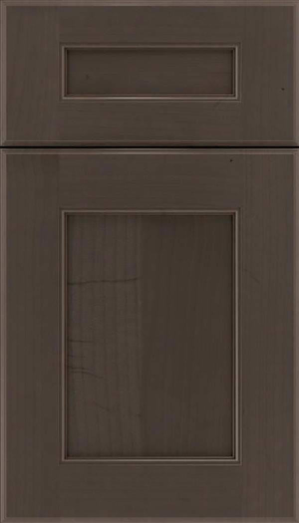 Tamarind 5pc Alder shaker cabinet door in Thunder