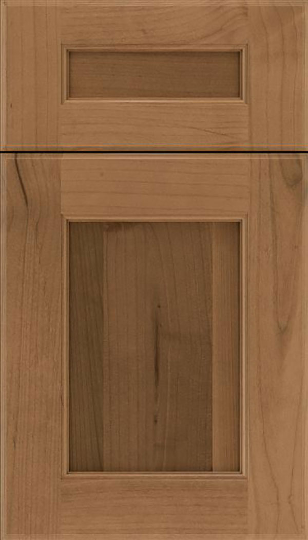 Tamarind 5pc Alder shaker cabinet door in Tuscan