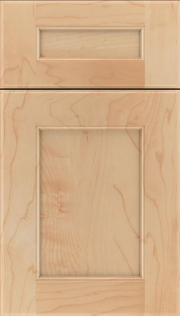 Tamarind 5pc Maple shaker cabinet door in Natural