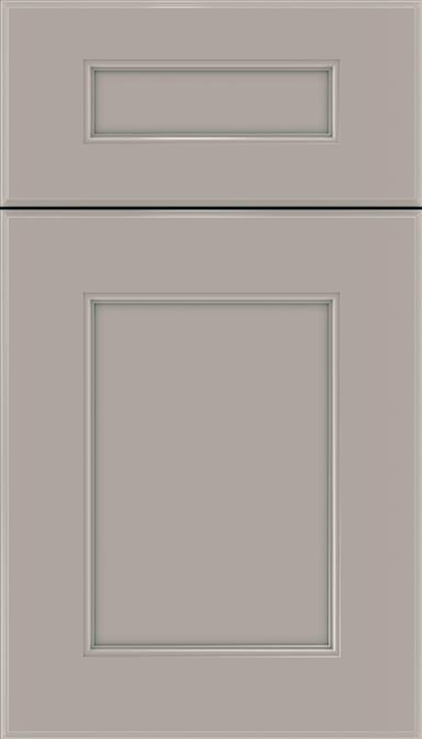 Tamarind 5pc Maple shaker cabinet door in Nimbus