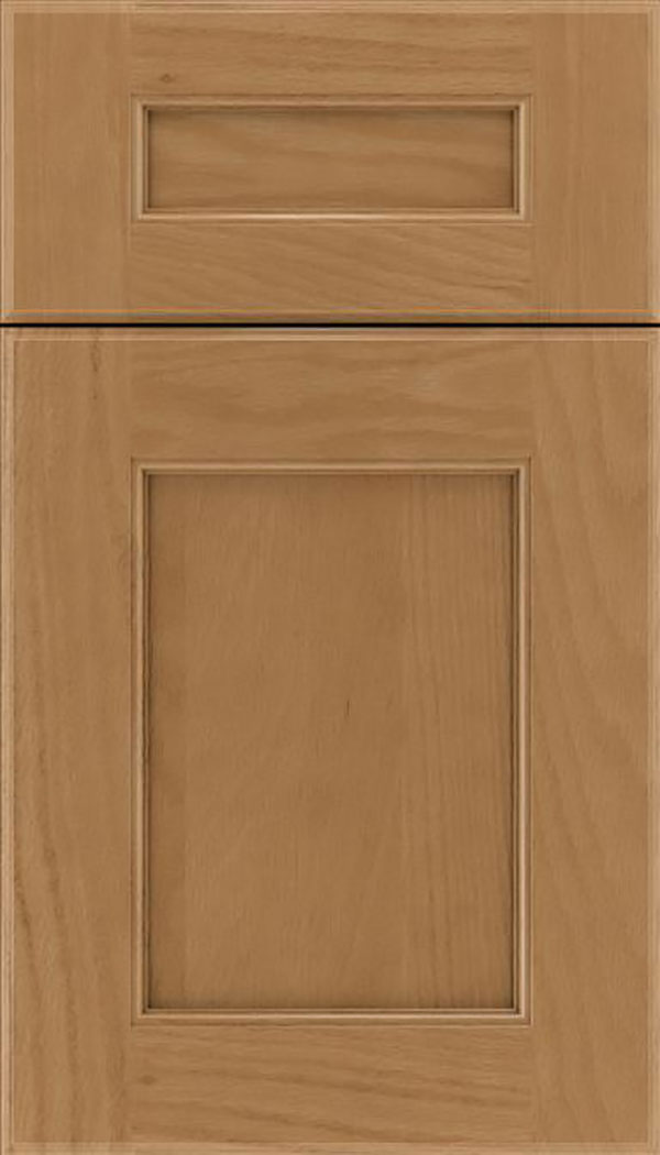 Tamarind 5pc Oak shaker cabinet door in Tuscan