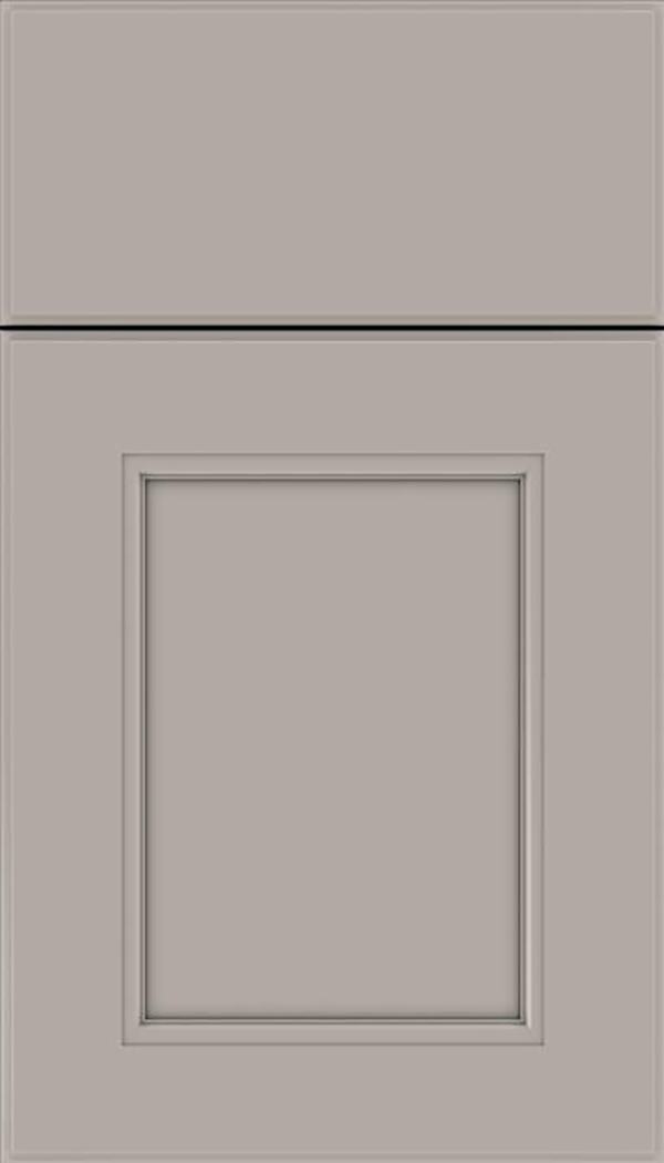 Tamarind Maple shaker cabinet door in Nimbus