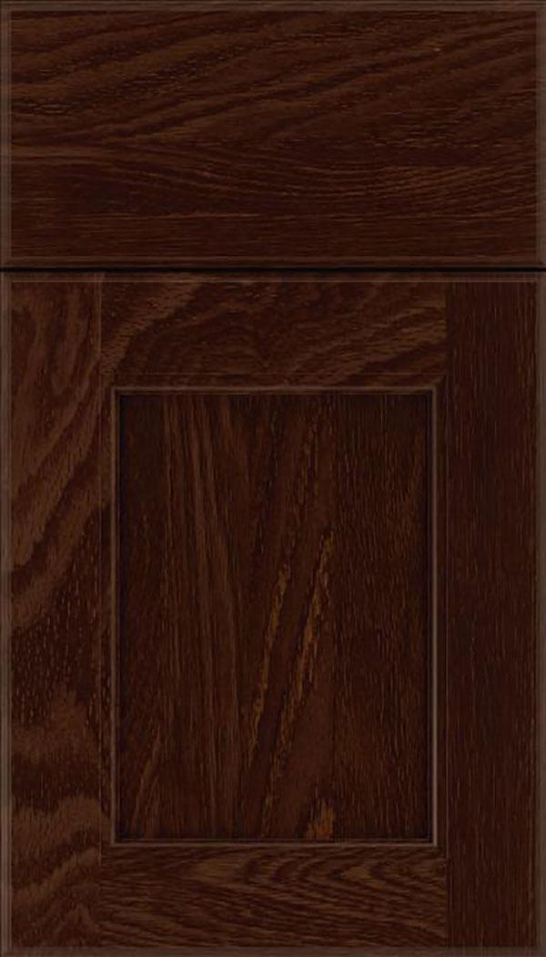 Summit; Tamarind Oak Shaker Cabinet Door In Cappuccino