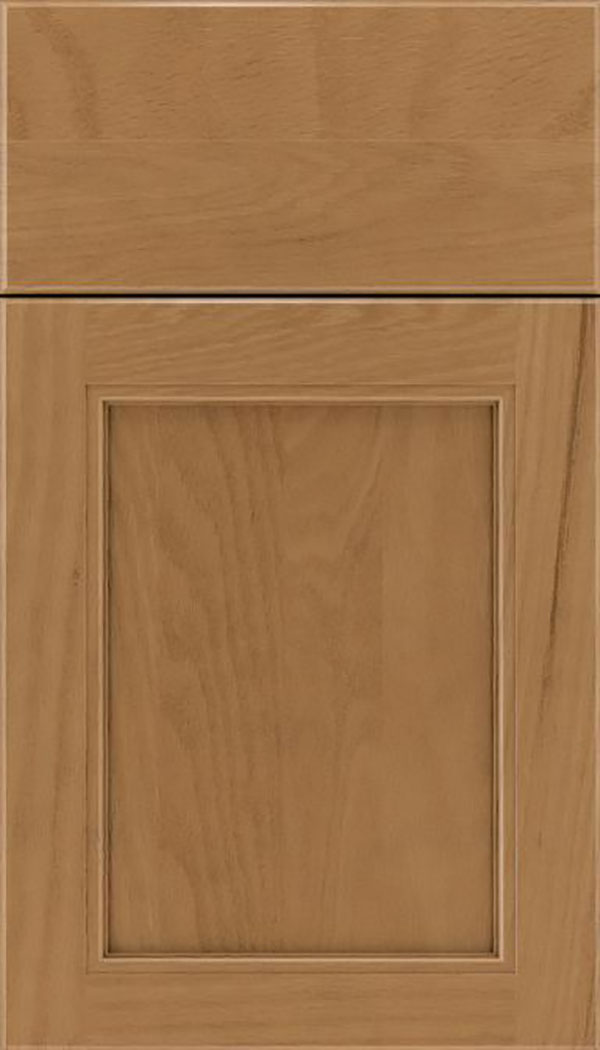 Templeton Oak recessed panel cabinet door in Tuscan