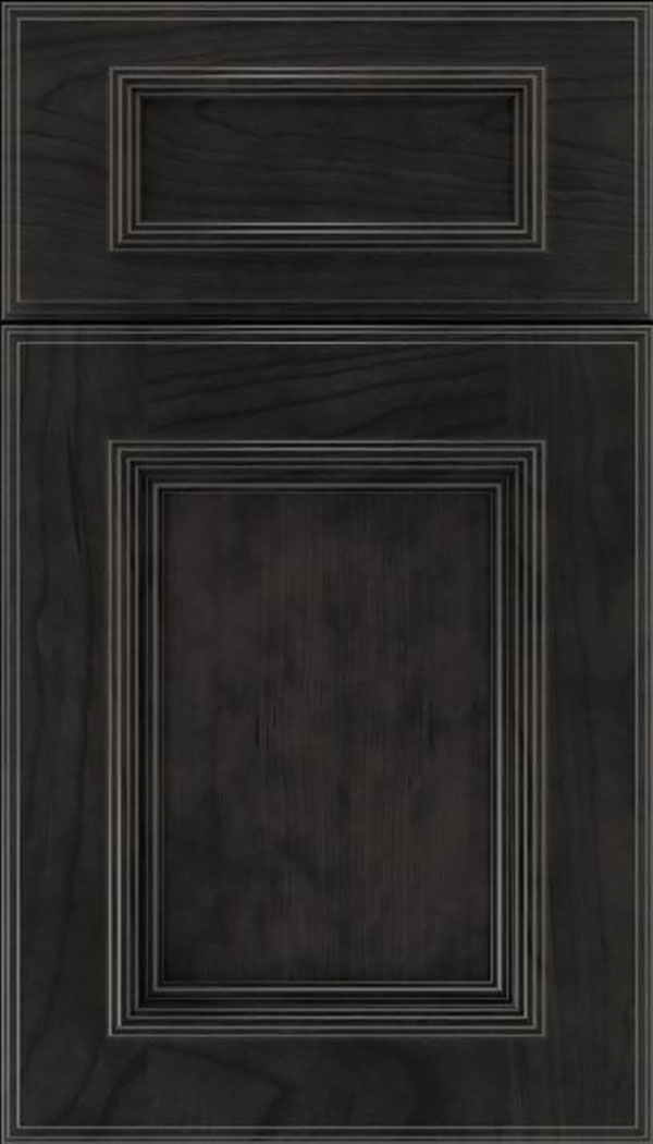 wellington_5pc_cherry_flat_panel_cabinet_door_charcoal