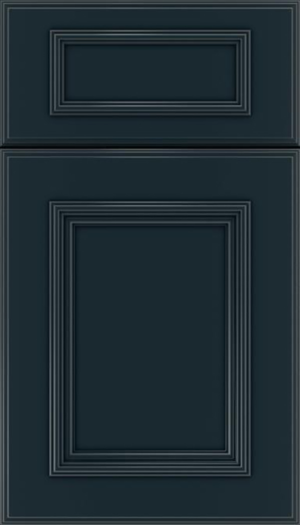 wellington_5pc_maple_flat_panel_cabinet_door_gunmetal_blue
