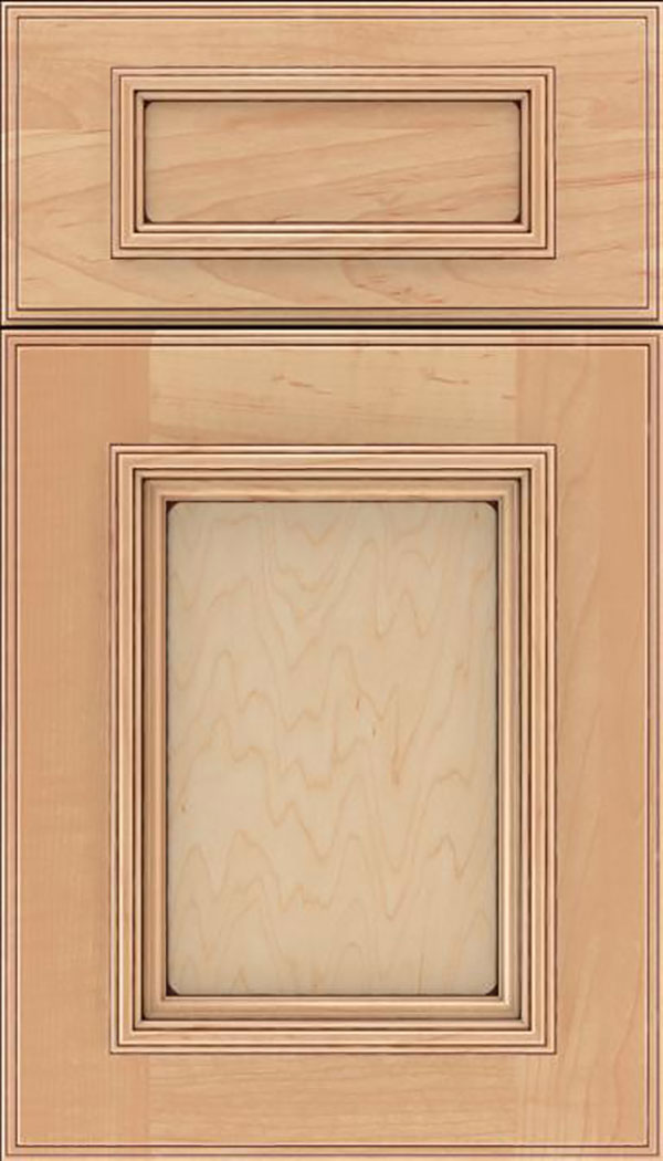 wellington_5pc_maple_flat_panel_cabinet_door_natural_mocha