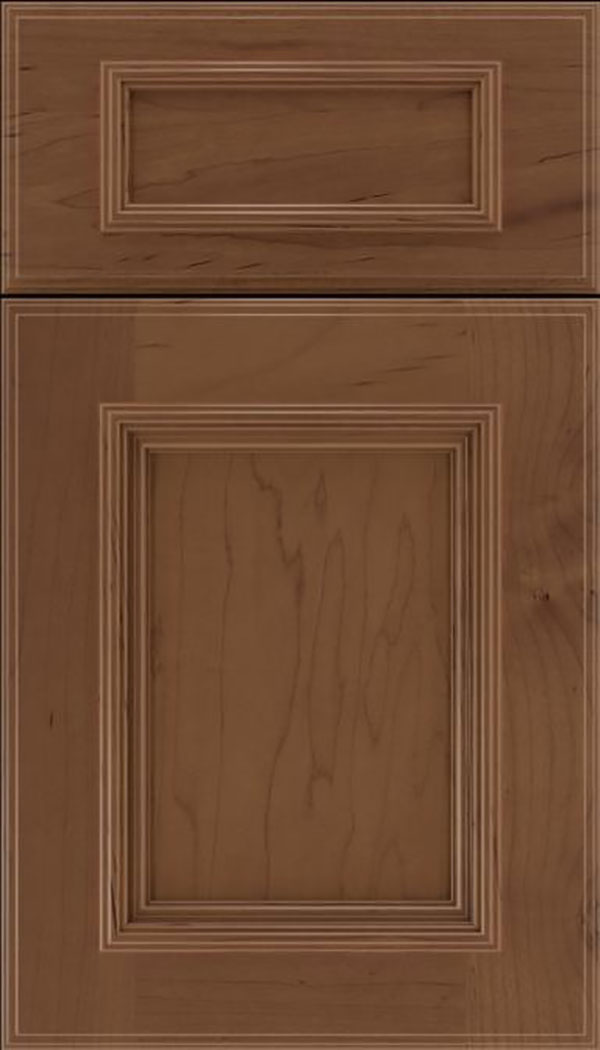 Toffee Maple Kitchen Cabinets