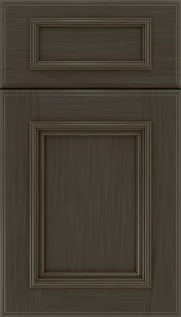 Weathered Slate Cabinet Finish On Maple Kitchen Craft