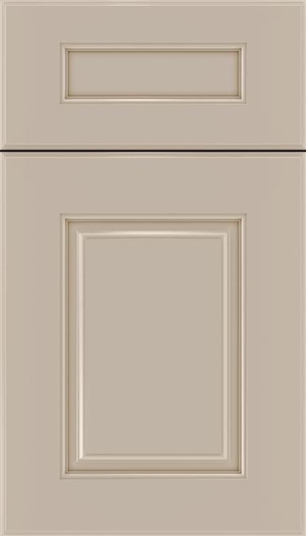 Whittington 5pc Maple raised panel cabinet door in Moonlight