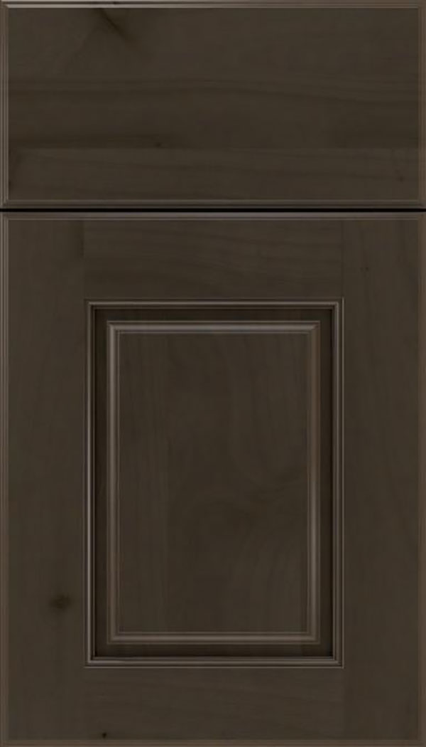 Whittington Alder raised panel cabinet door in Thunder