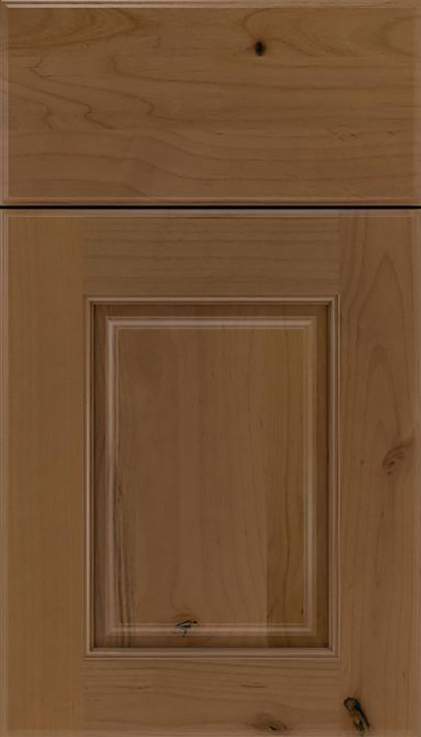 Whittington Alder raised panel cabinet door in Tuscan