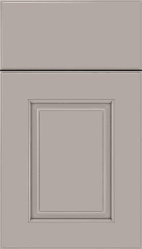 Whittington Maple raised panel cabinet door in Nimbus