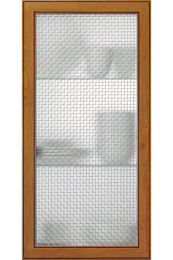 Square Wire Mesh Cabinet Door Kitchen Craft
