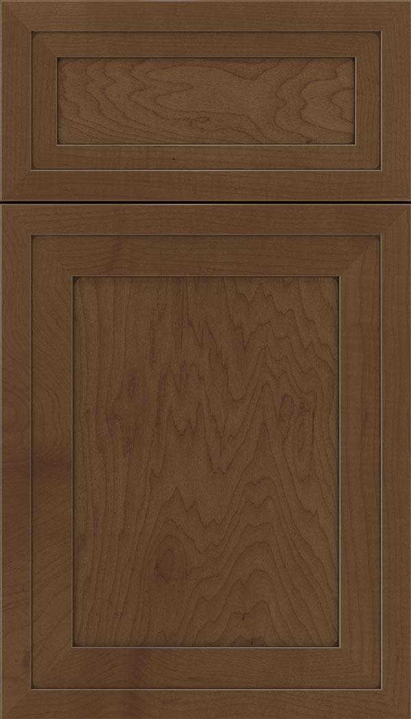 Sienna Mocha Glaze Cabinet Finish On Maple Kitchen Craft