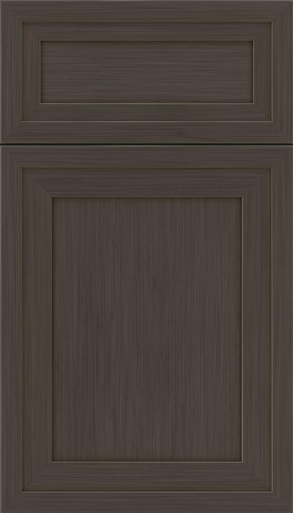 Weathered Slate Gray Cabinet Finish On Maple Kitchen Craft