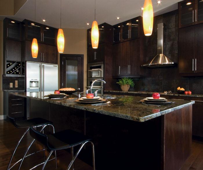 Metal range hood kitchen craft cabinetry for Kitchen craft cabinets