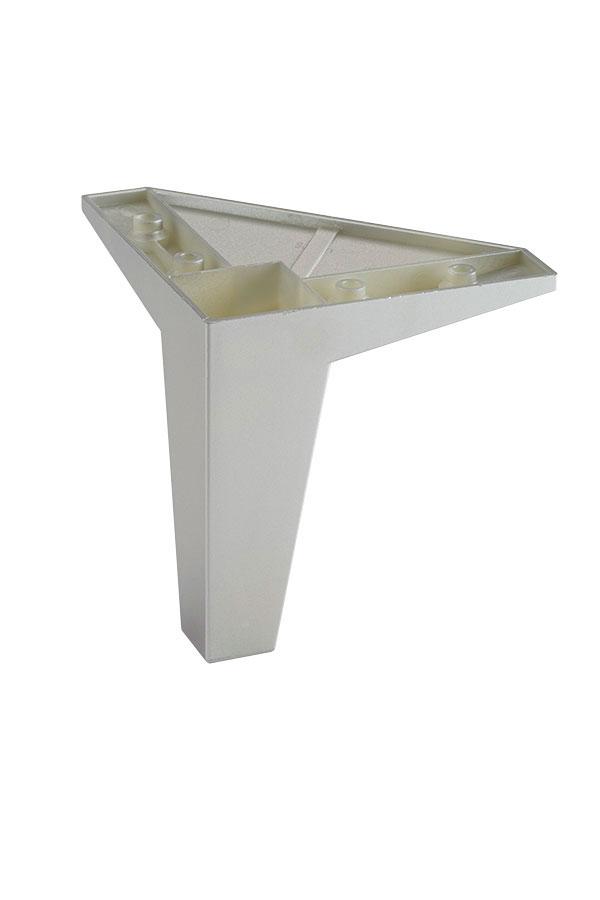 Aluminum Flair Cabinet Leg  Kitchen Craft