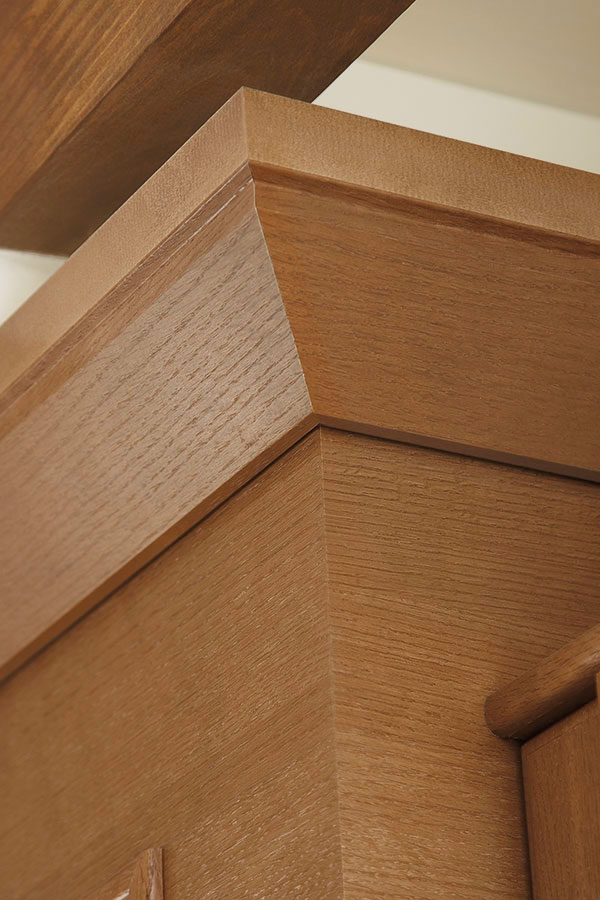 Straight Angle Crown Moulding Kitchen Craft