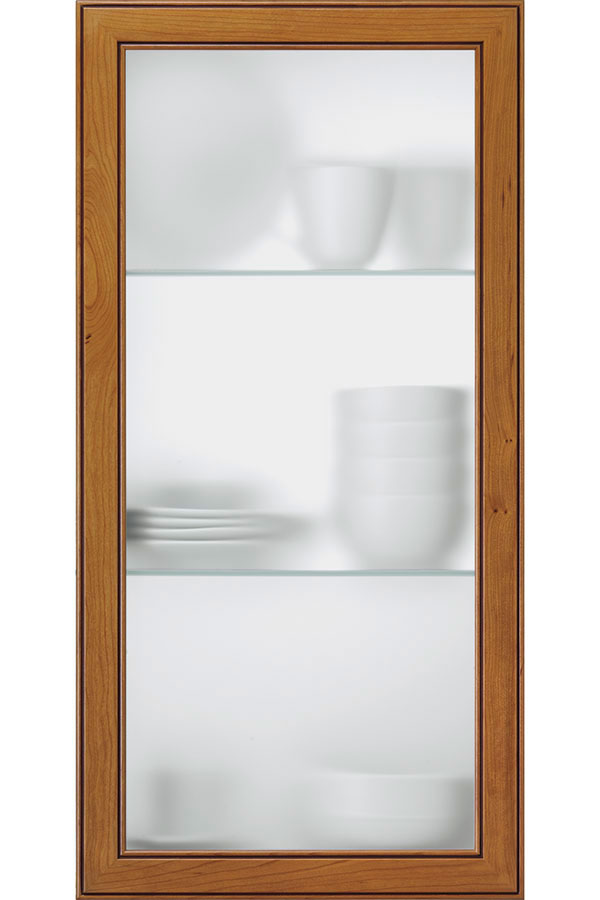 Frost Glass Cabinet Insert Kitchen Craft Cabinetry